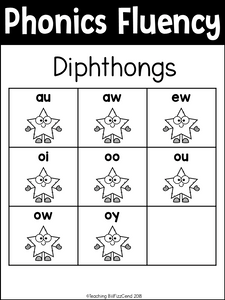 Phonics Fluency Read and Match The Bundle
