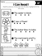 Load image into Gallery viewer, Phonics Fluency Read and Write The Bundle