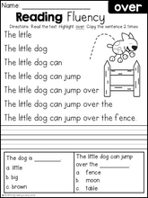 Load image into Gallery viewer, Reading Fluency and Comprehension First Grade