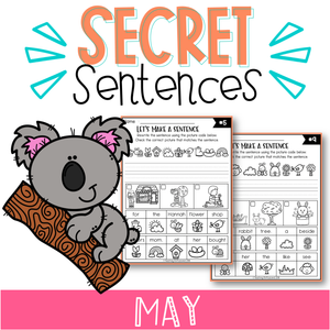 May Secret Sentences