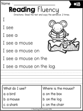 Load image into Gallery viewer, Winter Reading Fluency and Comprehension