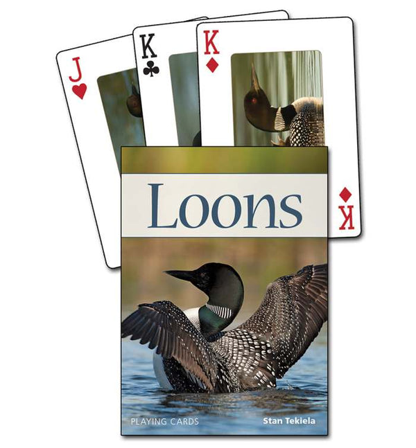 Loon Playing Cards