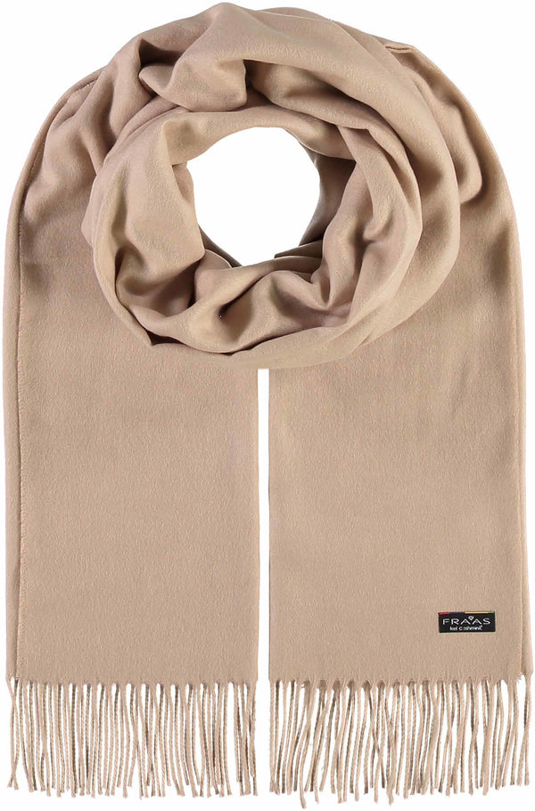 Solid Colour Soft Scarf