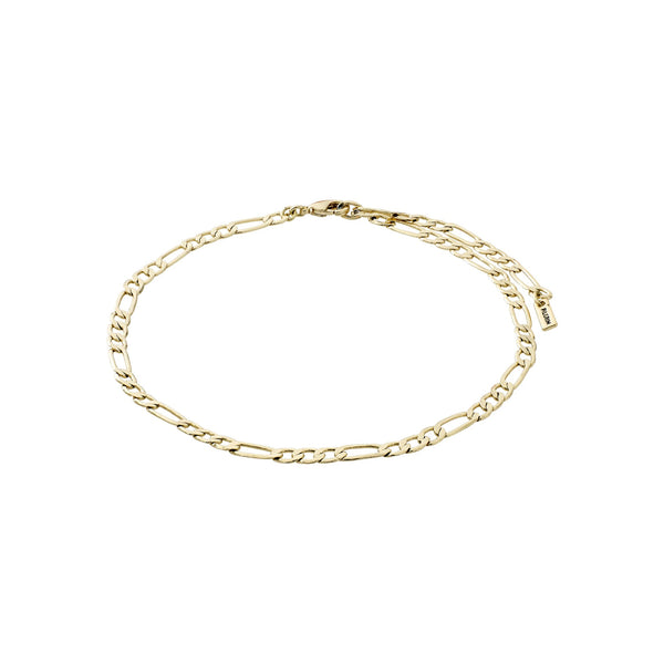 Dale Gold Plated Ankle Chain