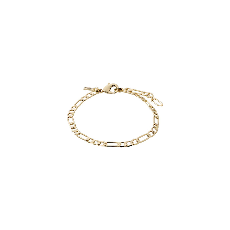 Dale Gold Plated Chain Bracelet