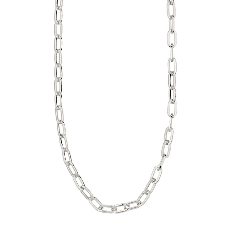 Bibi Silver Plated Chain