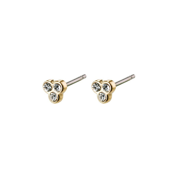 Caily Gold Plated Studs