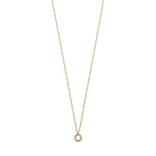 Tessa Gold Plated Necklace