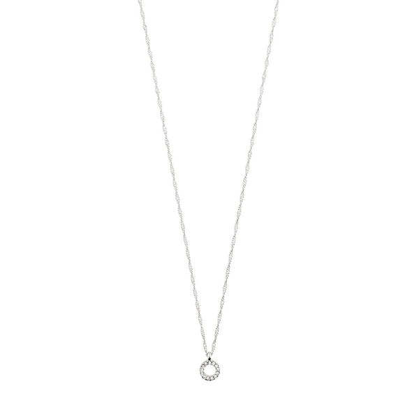 Tessa Silver Plated Necklace