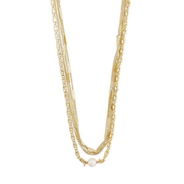 Katherine Gold Plated Necklace