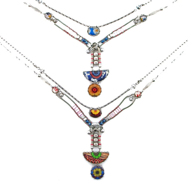 Swell Aphrodisia Double Sided Necklace