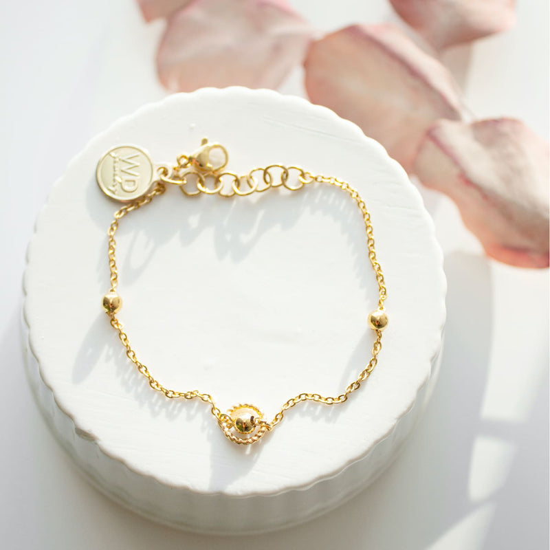 Anillo Gold Plated Bracelet