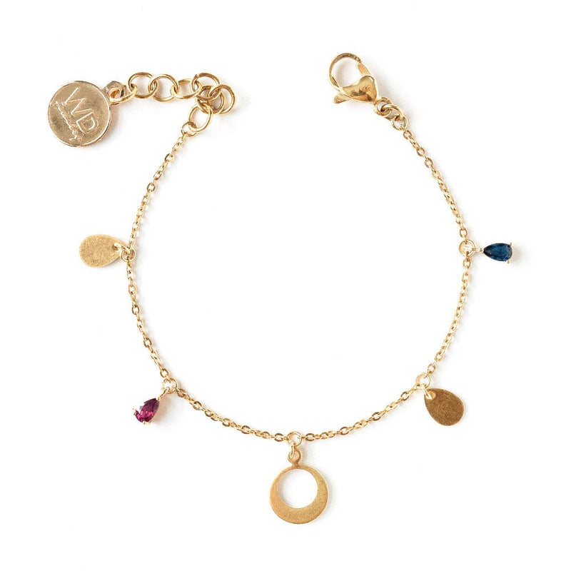 Horizon Gold Plated Bracelet