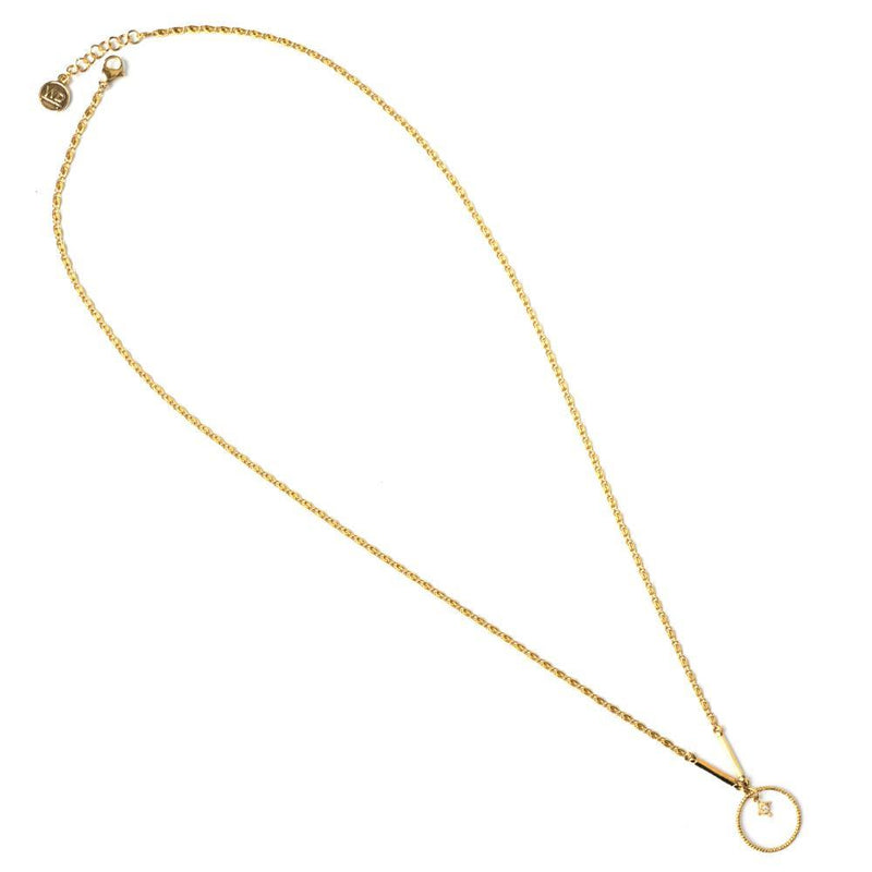 Horus Gold Plated Necklace
