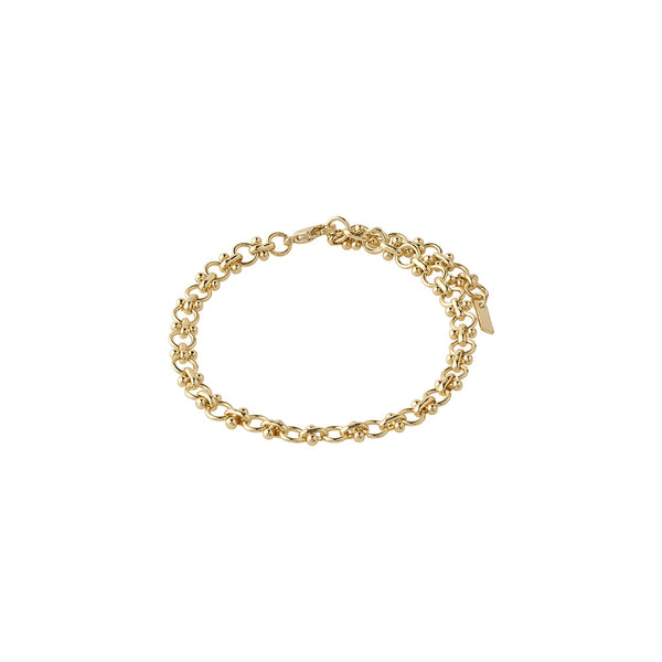 Nomad Gold Plated Bracelet