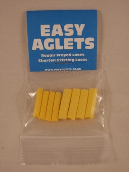 Yellow Aglets