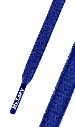 Mr Lacy Runnies Royal Blue Shoelaces