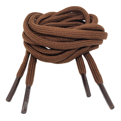 Round Chocolate Shoelaces