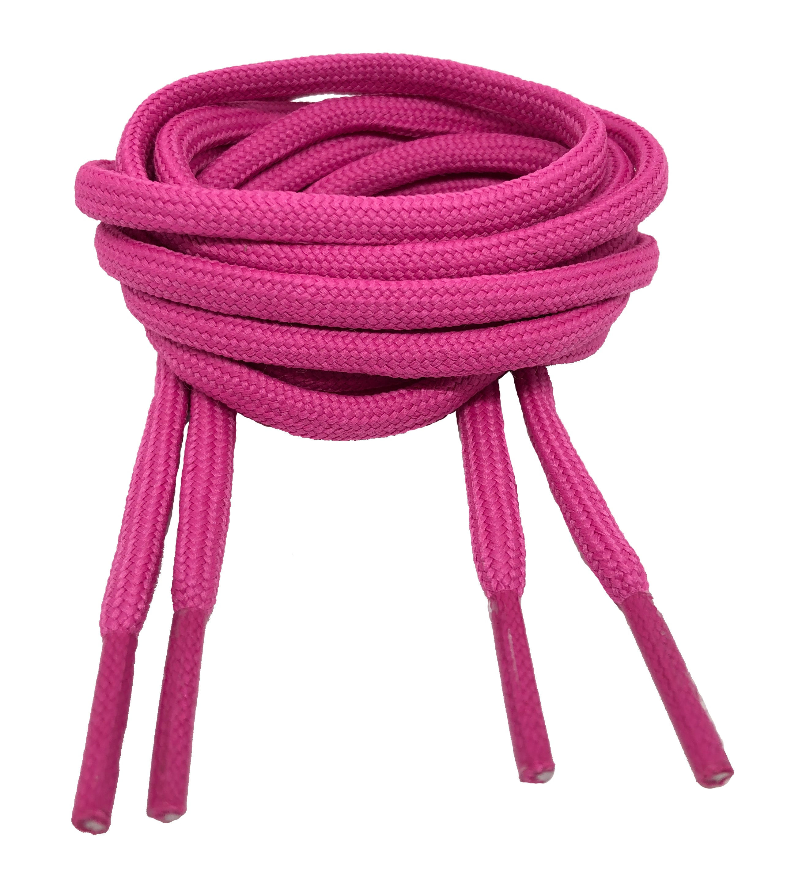 Round Hot Berry Shoelaces