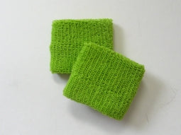 Small Lime Green Wristbands