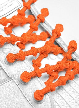 Xtenex Triathlon Orange Shoelaces