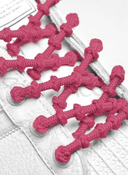 Xtenex Triathlon Pink Shoelaces