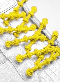 Xtenex Triathlon Yellow Shoelaces