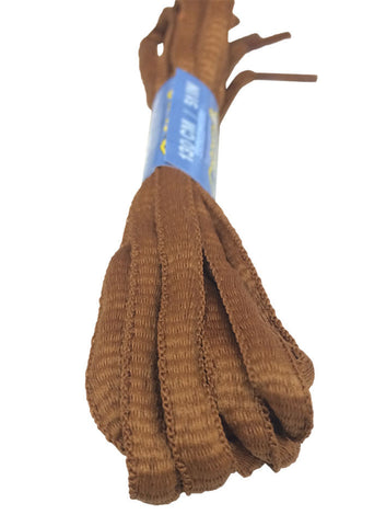 Nutmeg Oval Running Shoe Shoelaces