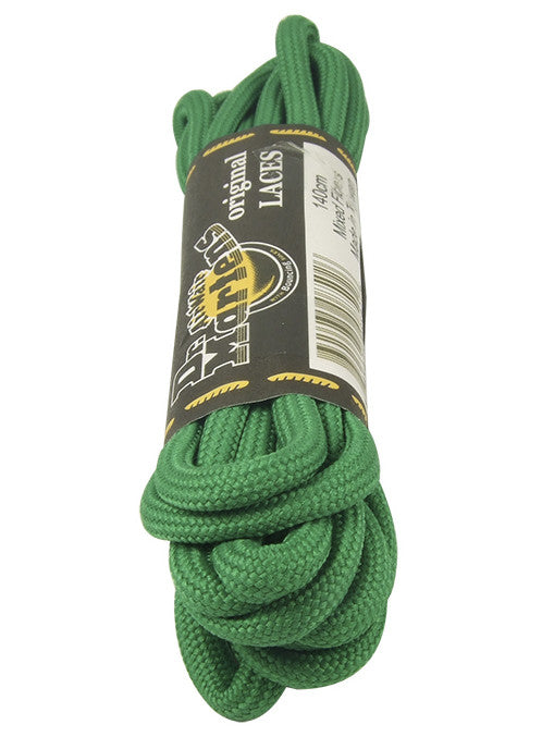 Dr Martens Round Green Laces