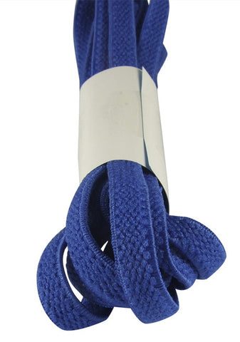 Elastic Royal Blue Shoelaces