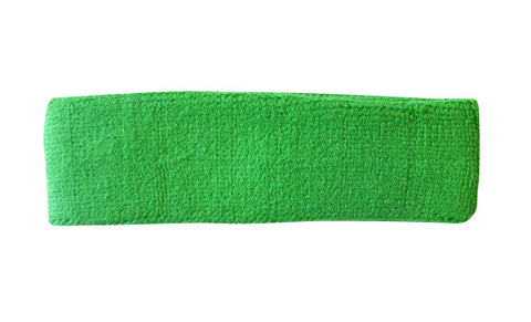 Bright Green Sports Quality Headband
