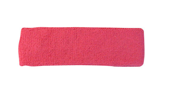 Bright Pink Sports Quality Headband