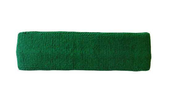 Green Sports Quality Headband