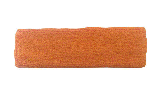 Light Orange Sports Quality Headband