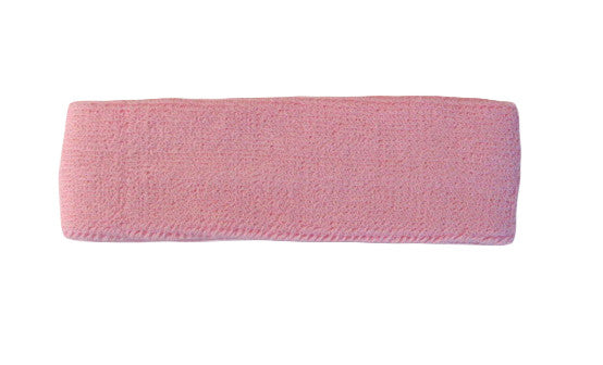 Light Pink Sports Quality Headband