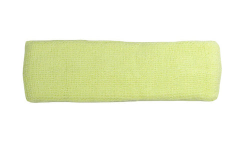 Lemonade Yellow Sports Quality Headband