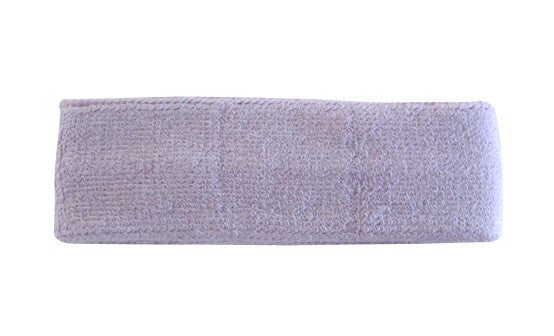 Soft Lilac Sports Quality Headband