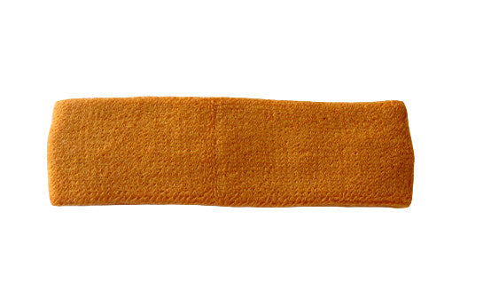 Light Brown Sports Quality Headband
