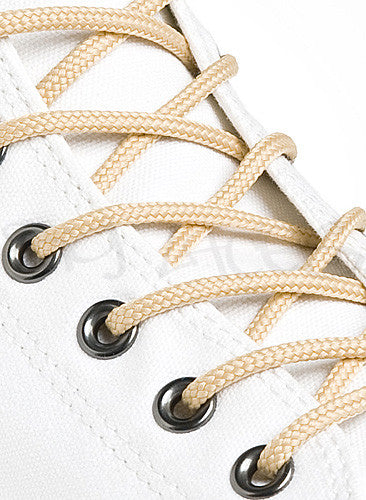 Round Wheat Shoe Boot Laces