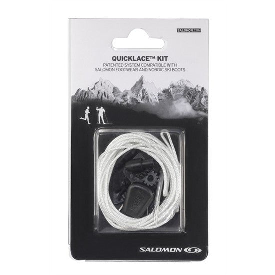 Salomon Quicklace Natural Relacing Kit
