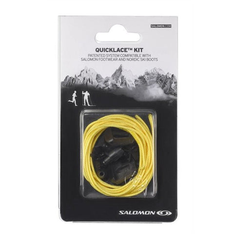 Salomon Quicklace Yellow Relacing Kit