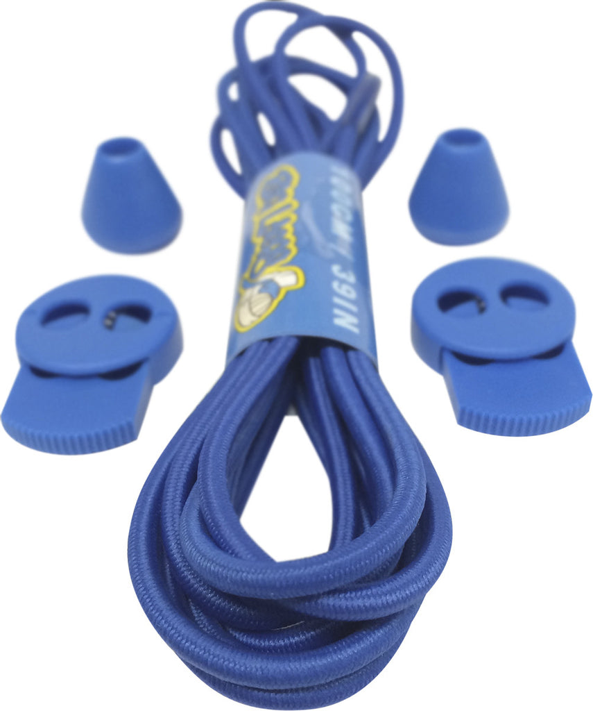Royal Blue Lock Laces