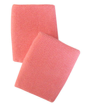 Pink Sports Quality Wristbands