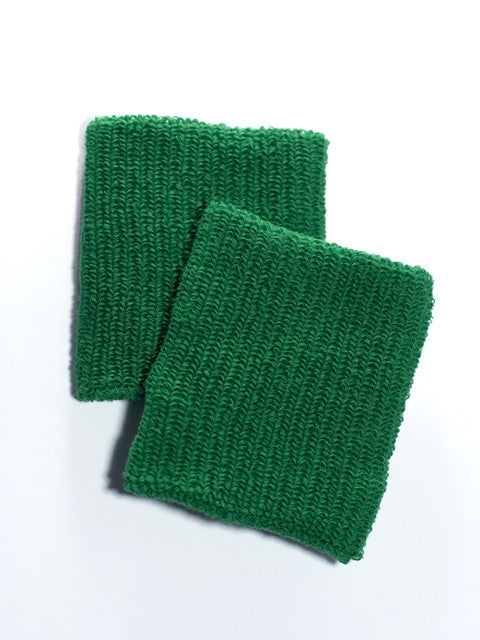 Large Green Wristbands