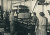 Making beer in the ABK brewery in the 1950