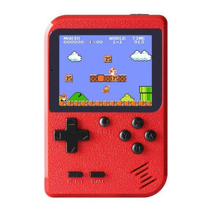Handheld Console- 400 games in 1 Device