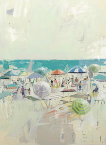 "Mint Julep Coast, 30""x40"""