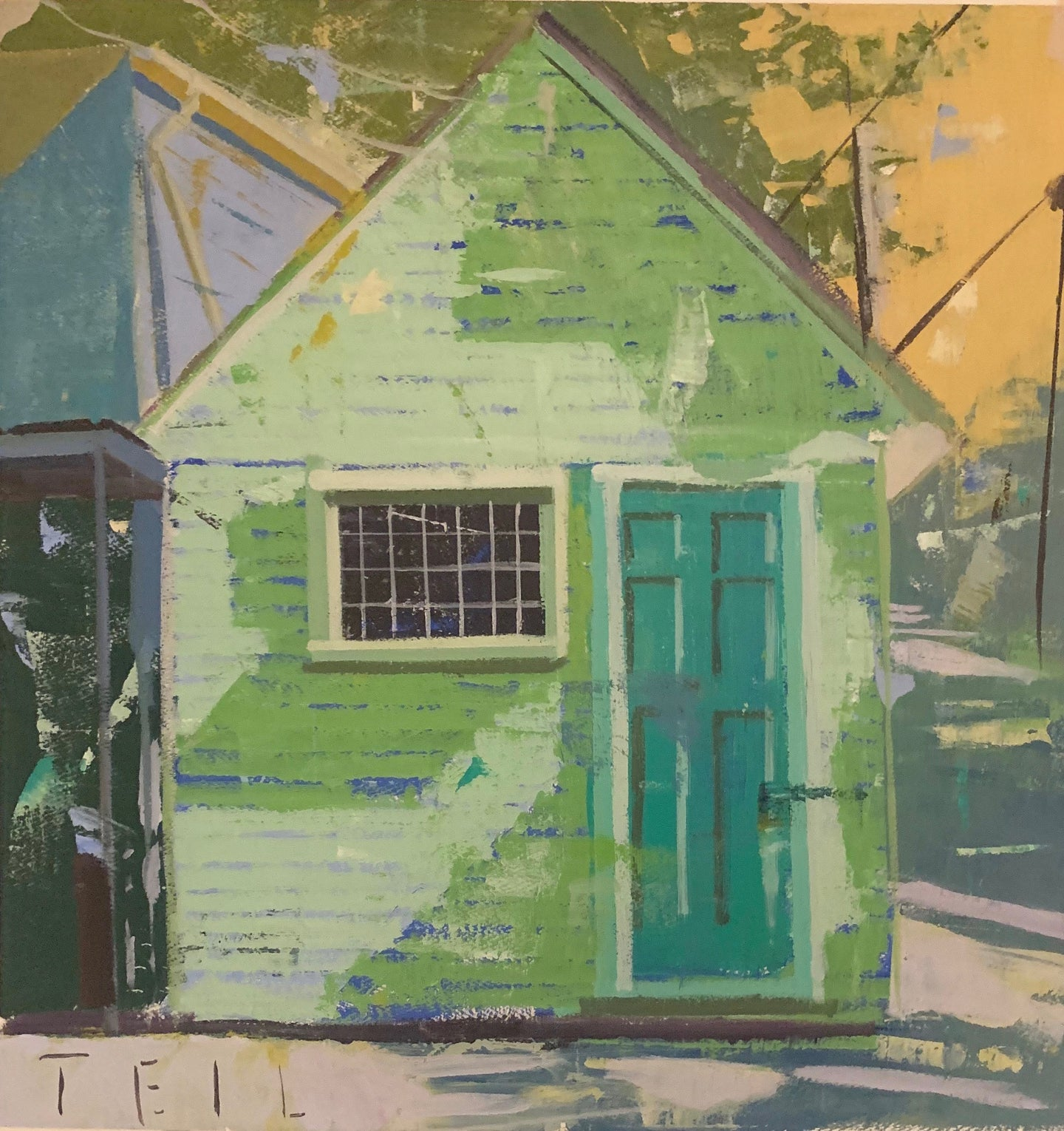 Lowcountry Hut I, 22