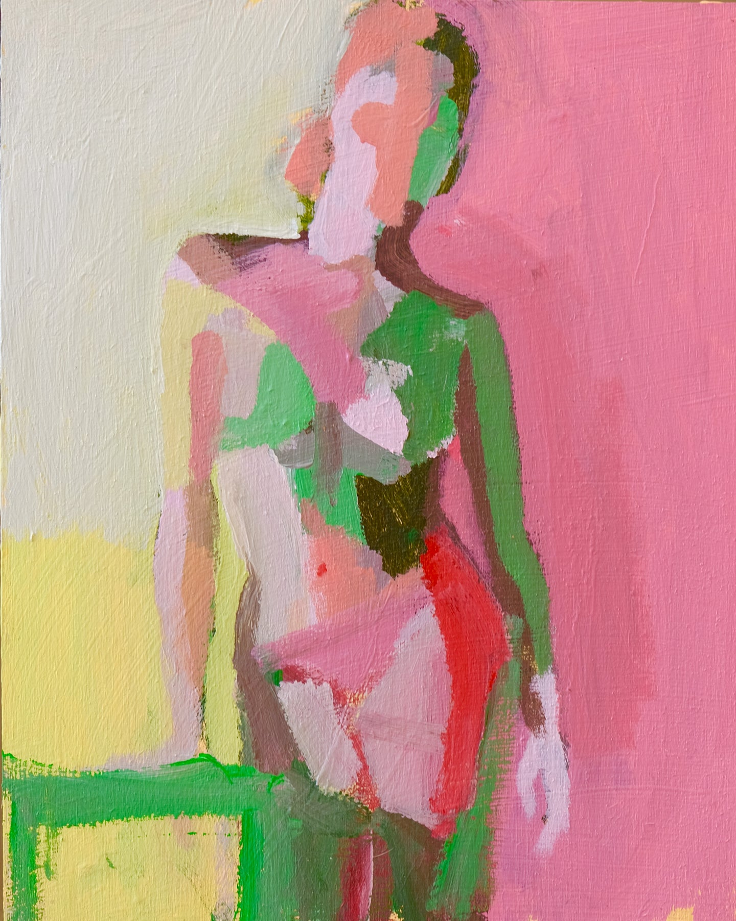 Summer Figure Study No. 4, 8