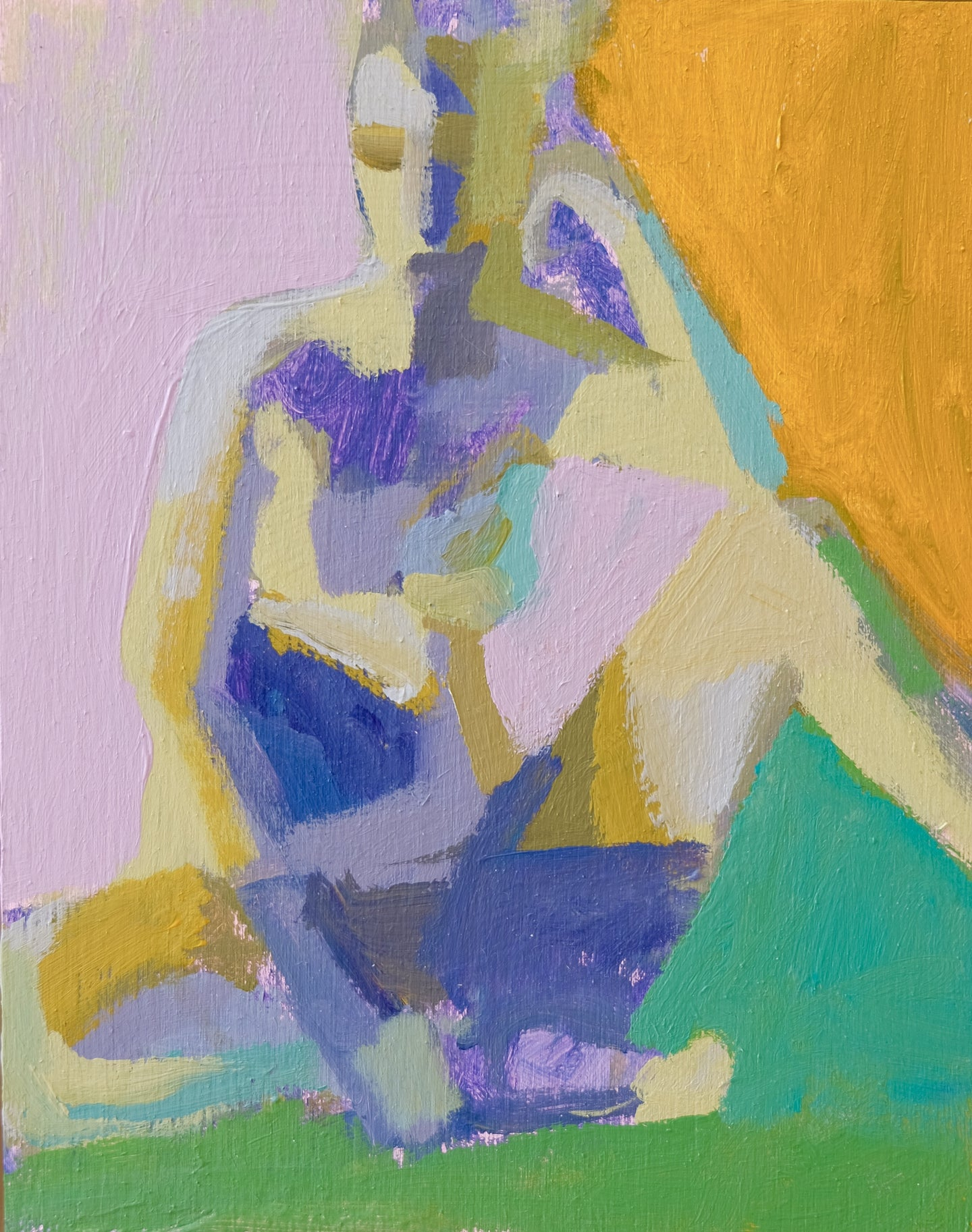 Summer Figure Study No. 7, 8